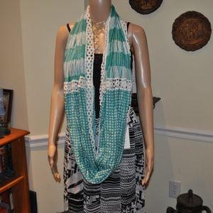 Rising Tide summer scarf nwt